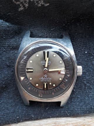reloj duward aquastar