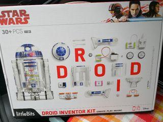 Littlebits Droid Inventor Star Wars Kit R2D2