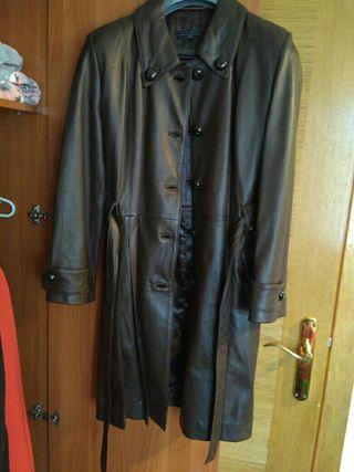 Abrigo chaquetón mujer talla xl pequeña perfecto