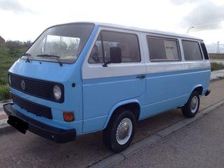 Volkswagen t3 transporter Multivan 1988