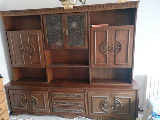 Mueble comedor antiguo/vintage de segunda mano por 60 € en Lleida en ...