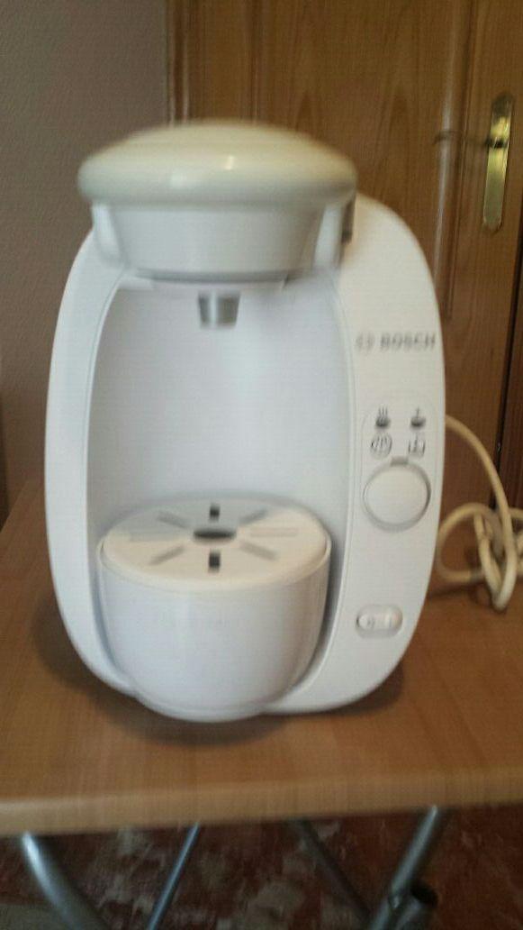 Cafetera eléctrica marca Bosch