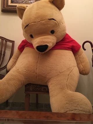 Peluche whinie the pooh gigant