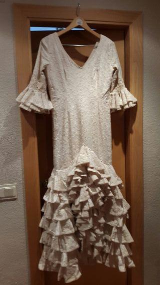 traje de flamenca talla 42