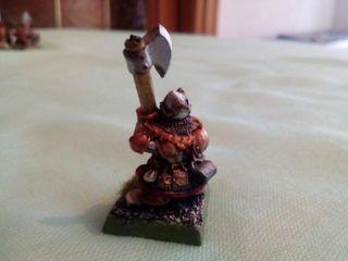 Skag el sigiloso Enanos Warhammer