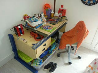 mesa escritorio niños