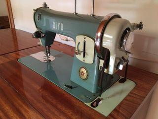 Maquina de coser alfa sa