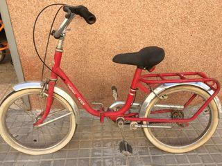Bicicleta derbi rabasa