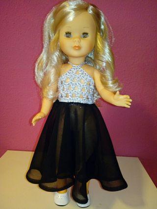 vestido para nancy