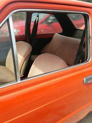 SEAT 133 Restaurado