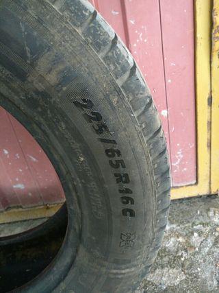 Neumático Furgoneta