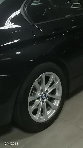 llantas BMW con neumatico runflat