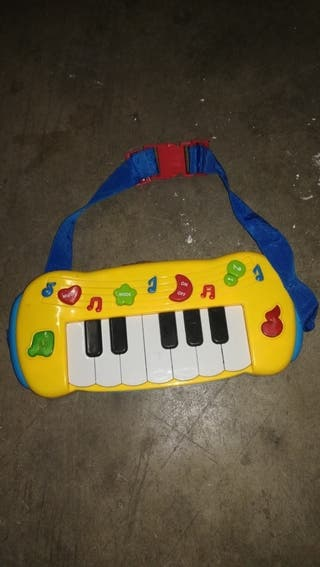 Piano musical infantil