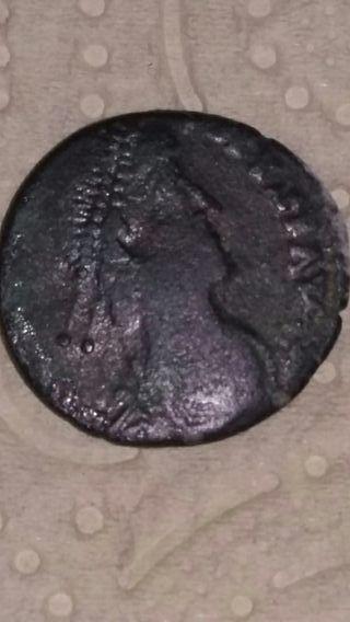 moneda antigua romana