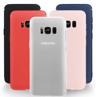 NUEVAS! 5 Fundas Samsung Galaxy S8