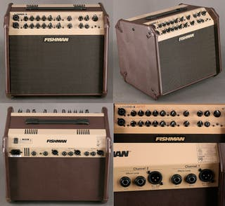 Fishman Loudbox Artist PRO PRO-LBX-600