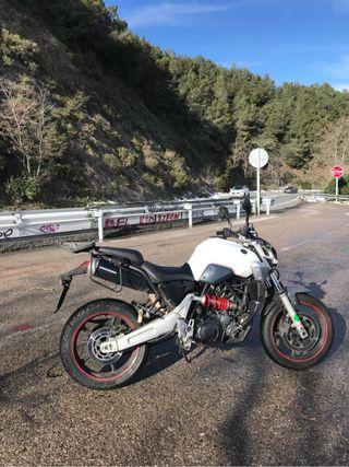 Moto Yamaha Mt 03 (Apta A2)
