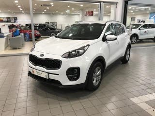 KIA SPORTAGE 1.7 CRDI VGT BUSINESS 2WD ECO-DYNAMICS 5P