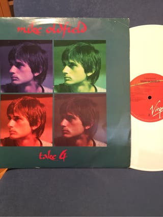 MAXI SINGLE MIKE OLDFIELD