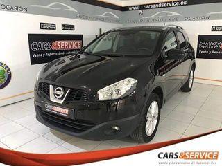 Nissan Qashqai+2 7 plazas