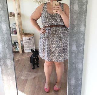 Vestido premamá talla XL