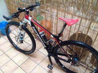 Bicicleta de carbono 29