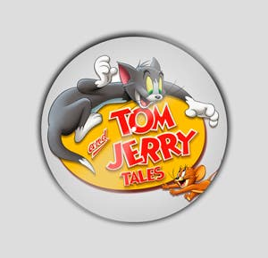 Slipmat Tom And Jerry