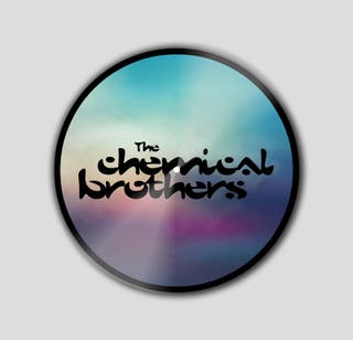 Slipmat The Chemical Brothers