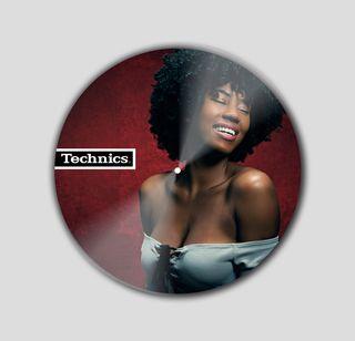Slipmat Technics Chica 3