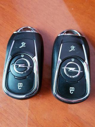llaves Opel
