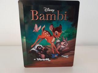 steelbook bambi disney