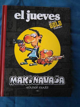 comic Makinavaja