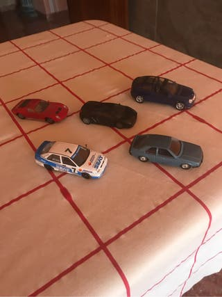 Lote coches 1/43