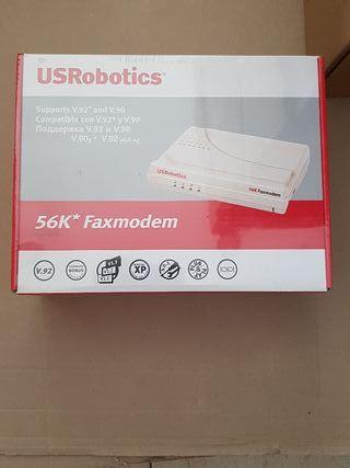 Modem USRobotics 56k Nuevo