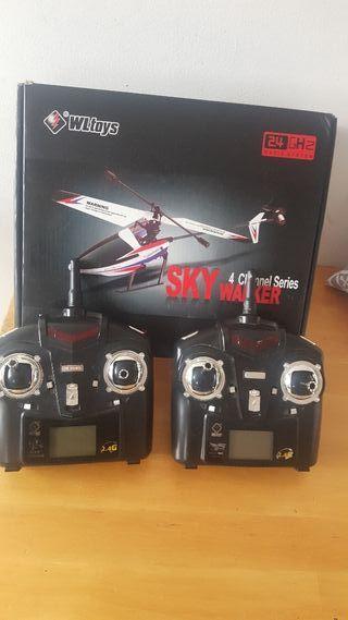 helicóptero VL toys