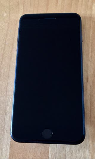 IPHONE 7 PLUS-128GB-NEGRO-FACTURA Y GARANTÍA