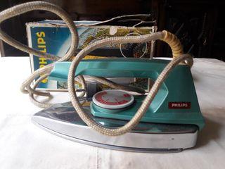 Plancha electrica vintage