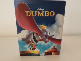 steelbook dumbo disney