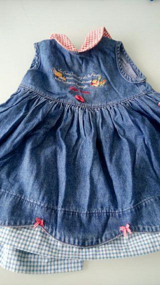 Vestido niña 18 meses