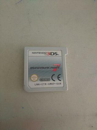 Mario kart 7 juego Nintendo 3DS