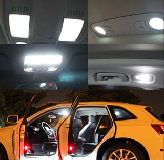 Audi - Luces led para interior coche