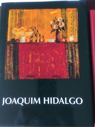 Libros mas catálogos De Joaquin Hidalgo