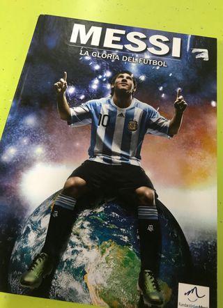 """Libro """" Messi"""""""