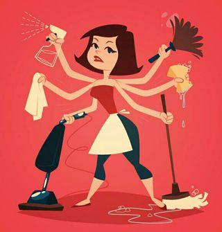 servició de limpieza a domicilio