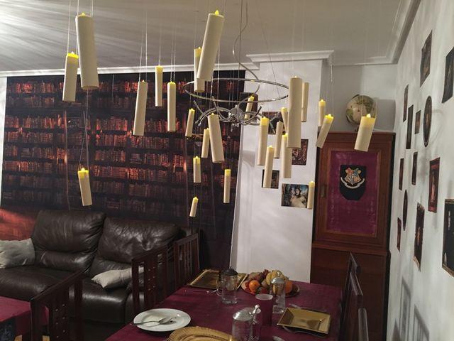 Decoracion harry potter de segunda mano por 97 en for Harry potter cuartos decoracion