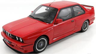 BMW M3 E30 escala 1/12 nuevo