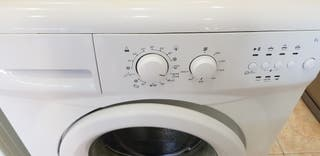 lavadora 5 kg 1.000 rpm