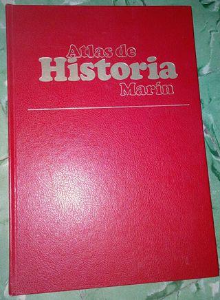 Atlas de historia marin