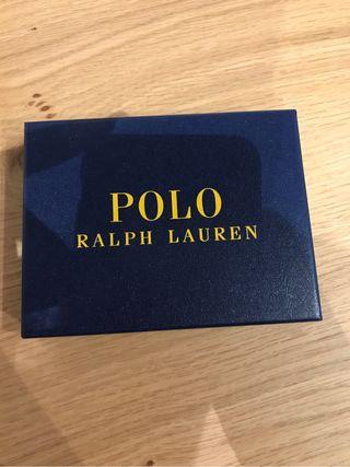 Tarjetero Polo Ralph Lauren