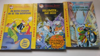 Libros de Gerónimo Stilton